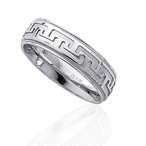 fit wedding ring in platinum mouradian custom jewelry boston ma