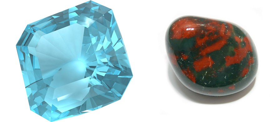March Birthstone Bloodstone Meaning