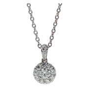 diamond-circle-pendant-with-link-chain-front