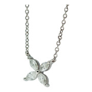 diamond-flower-necklace-side