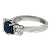 three-stone-ring-with-sapphire-center-stone-side