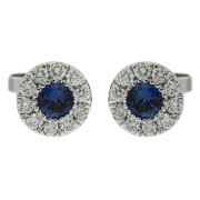 ten-diamond-and-sapphire-stud-earring-front